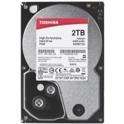 2TB Toshiba P300 HDWD120UZSVA SATA3 merevlemez