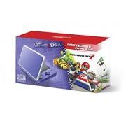 Nintendo 2DS XL Kit de Nintendo 2DS XL, color negro y turquesa con Mario Kart 7 preinstalado