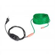 Waldbeck Greenwire Select 20, нагревателен кабел за растения, 20 м, с термостат, IP68 (GT7)