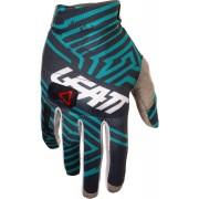 Leatt GPX 3.5 Lite Handschuhe Grau Blau M