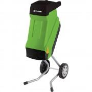 Holzhacker Fieldmann FZD 4007-E 2500W Elektro-Gartenschredder für trockene und nasse Äste Ein praktisches Gerät mit zahlreichen Vorteilen