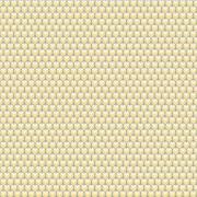 RoomMates 3D Papel pintado para pared, diseño de hexágonos pequeños, Amarillo