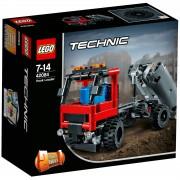Lego Technic: Camión portacontenedores (42084)