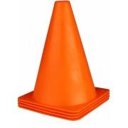 Oranje pionnen 19 cm 24 stuks - voetbal training pionnen