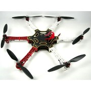DJI Spreading Wings Frame wheel F550 ARF kit with motors, ESC, props DJI Spreading Wings F550