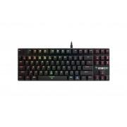 Gamdias Gaming Keyboard Mechanical low-profile 87 keys - HERMES M3 RGB