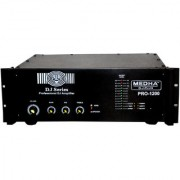 MEDHA 1200 WATT PROFESSIONAL HIGH POWER MOSFET DJ AMPLIFIER WITH 1 YEAR WARRANTY