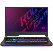 """Laptop ASUS ROG Strix G G531GV-AL027, 15.6"""" FHD, IPS, Intel Core i7-9750H, NVIDIA GeForce RTX2060 6GB GDDR6, RAM 16GB DDR4, SSD 512GB, fara OS"""