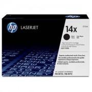 Тонер касета - HP 14X Black LaserJet Toner Cartridge - CF214X