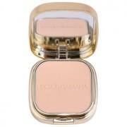 Dolce & Gabbana The Foundation Perfect Matte Powder Foundation maquillaje en polvo matificante con espejo y aplicador tono No. 60 Classic 15 g