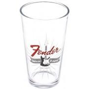 Fender Pint Glasses Strat Burst