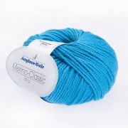 Junghans-Wolle Merino-Classic von Junghans-Wolle, Türkis