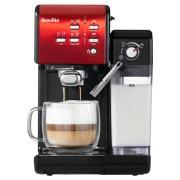 Espressor manual Breville Prima Latte II VCF109X-01, rosu