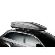 Thule Touring Alpine (700) titán AeroSkin tetőbox