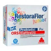 SECOM RESTORA FLOR Junior 12 plicuri,aroma zmeura