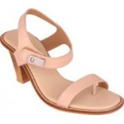 Indulgence Women Pink Heels