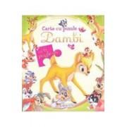 Bambi - Carte cu 6 puzzle-uri