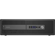 HP Hewlett-Packard HP Elitedesk 800 G1 SFF I5 4670 3.40GHz 500GB HDD 8GB