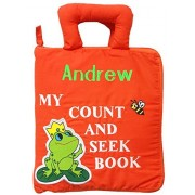 My Count And Seek Fabric Counting Book By Pockets Of Learning