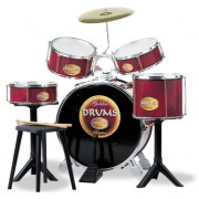 Set tobe Reig Musicales Golden Drums