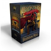 Beyonders: The Complete Set: A World Without Heroes; Seeds of Rebellion; Chasing the Prophecy