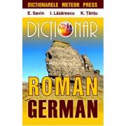 Dictionar roman- german/E. Savin, I. Lazarescu, K. Tantu