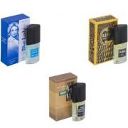Carrolite Combo Blue Lady-Kabra Yellow-The Boss Perfume