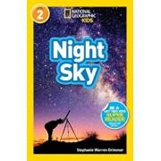 National Geographic Readers: Night Sky, Paperback/Laura Marsh
