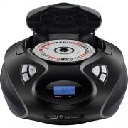 SOM PORTÁTIL MULTILASER CD PLAYER MP3 USB 20w