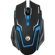 Mouse Gaming MARVO M319 2400 DPI Blue