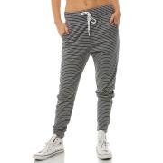 Swell Native Stripe Lounge Pant Black Stripe
