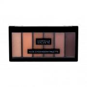 Gabriella Salvete Nude Eyeshadow Palette cienie do powiek 12,5 g dla kobiet