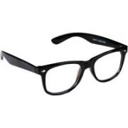 Shoaga Wayfarer Sunglasses(Clear)