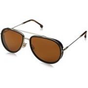 Carrera Aviator Sunglasses(Golden)