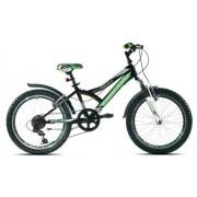 """Capriolo Diavolo 200 FS bicikl 20""""/6 zeleni 11"""" Ht ( 916295-11 )"""