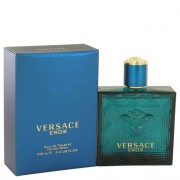 Versace Eros Eau De Toilette Spray 3.4 oz / 100 mL Fragrances 498150
