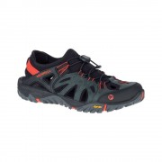 Merrell Shoes All Out Blaze Sieve J12647 Dark Slate Size 9.5