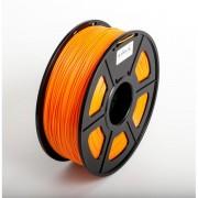 Filament 3D PLA portocaliu fluorescent