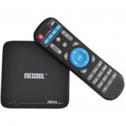 Negro MECOOL M8S Pro TV Caja 2.4GHz WiFi Soporte 4K X 2K (Au Plug 2gb Ram 16gb Rom)