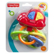 MATTEL Srl Fisher-Price Keys Auto Music Rattle