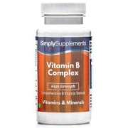 Simply Supplements Vitamin-b-complex - Large