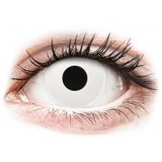 Vision ColourVUE Crazy Lens - WhiteOut - graduadas (2 lentillas)
