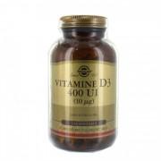 Solgar Vitamine D3 400 UI 250 Softgels