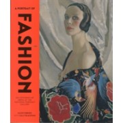 Portrait of Fashion - Six Centuries of Dress at the National Portrait Gallery (Ribeiro Aileen)(Paperback) (9781855145566)