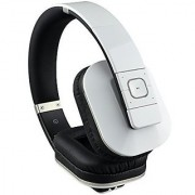 WFS Wireless Bluetooth Headphones with Microphone 4.0 Dual Mode Over Ear Headphone Bluetooth Headphone Sports Bluetooth headset Music Headphones (white)