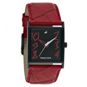 Fastrack Quartz Black Square Women Watch 9735NL01