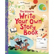 Write Your Own Storybook, carte Usborne limba engleza