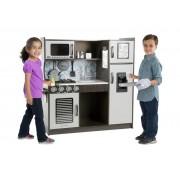 Melissa & Doug Chef's Wooden Kitchen Pretend Playset