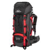 SNOWDON 50+10 turistický batoh červená