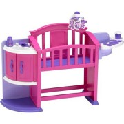 American Plastic My Very Own Nursery Play Set and 6-Piece Accessory